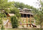 Camping avec Piscine couverte / chauffée Ruoms - Village Huttopia Sud-Ardèche-2