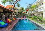 Location vacances Denpasar - D'uma Residence & Hostel-1