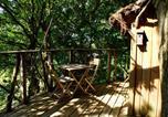 Location vacances Montreuil-le-Gast - Cabanes dans les Arbres du Manoir de l'Alleu-4