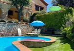 Location vacances Vacarisses - Apartment Vacarisses Torreblanca Estación, Piscina Privada-2