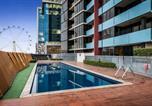 Location vacances Footscray - 1008n Docklands 2 Bed Free Wifi #-1