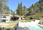 Location vacances Maillane - Accent Immobilier - Mas du Rock, St Rémy, 8 pers, piscine-1