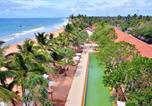 Hôtel Beruwala - Pandanus Beach Resort & Spa