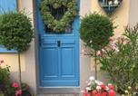 Hôtel Bavilliers - La Mésange bleue-4