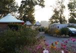 Camping avec Piscine Allonnes - Camping L'Isle Verte-1