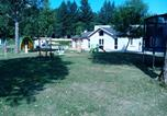 Camping avec Ambiance club Haute-Loire - Camping Le Lignon-1