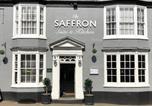 Hôtel Takeley - Saffron Suite and Kitchen-1