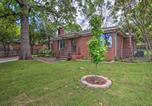 Location vacances Tulsa - Tulsa Cottage with Yard - 1 Block to Philbrook!-3