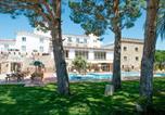 Hôtel l'Escala - Hotel Castell Blanc-3