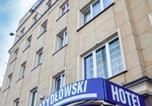 Hôtel Żukowo - Hotel Szydłowski-2