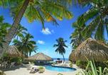 Hôtel Îles Cook - Club Raro Resort