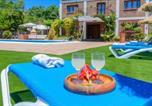 Location vacances Monachil - Casita De Rufo Cenes de la Vega by Ruralidays-4