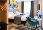 Hôtel Châtenay-Malabry - Ibis Styles Clamart Gare Grand Paris-4