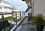 Location vacances Nea Kallikratia - Davidana Deluxe Apartments-4