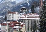Hôtel Bad Gastein - Hotel Sanotel & Apartment-1