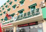 Hôtel Jinan - Greentree Inn Shandong Jinan Bus Terminal Station Express Hotel-1