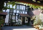 Location vacances Rheinbreitbach - Haus mit Garten in idyllischer Hofanlage-2