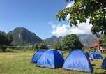 Location vacances Vang Vieng - Riverside Garden Bungalows-3