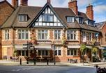 Location vacances Shrewsbury - Morgans @ The Exchange Hotel-1
