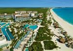 Hôtel Isla Mujeres - Dreams Playa Mujeres Golf & Spa Resort-1