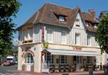 Hôtel Brucourt - Hotel Le Normand-1