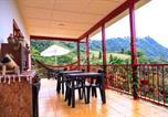 Hôtel Manizales - Lodge Paraíso Verde-3