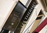 Location vacances Anjeux - Les Thermes - Cerise Hotels & Résidences-3