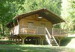 Camping avec Hébergements insolites Ustou - Camping Domaine de La Serre-3