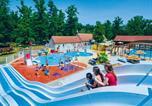 Camping avec Parc aquatique / toboggans Centre - Camping La Grande Tortue-1