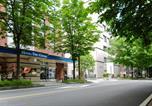 Hôtel Nikkō - Hotel The Centre Utsunomiya-4