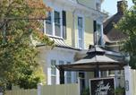 Hôtel Kennesaw - Stanley House Inn-2