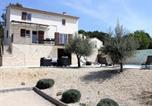 Location vacances Saignon - Luxurious Villa in Luberon with Private Swimming Pool-1