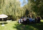 Villages vacances Lot et Garonne - Roulottes des Bastides de Guyenne-4