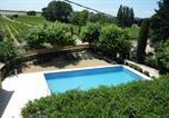 Location vacances Camaret-sur-Aigues - Villa Chemin de la d'Hugue-3