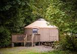 Villages vacances Victoria - Mount Vernon Camping Resort 20 ft. Yurt 3-1