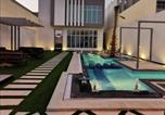 Location vacances  Arabie Saoudite - شاليه بالم ون الفندقي-1