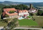 Hôtel Bad Ditzenbach - Burg Staufeneck-1