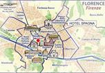 Hôtel Ville métropolitaine de Florence - Hotel Deco-3