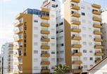 Hôtel Portimão - Columbia Apartamentos Turisticos-1