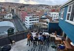 Hôtel Bolivie - The Adventure Brew Hostel-3