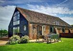 Location vacances Middleton - East Green Farm Cottages - The Hayloft-1