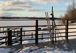 Location vacances Tornio - Riverside Cottage Aalto Borealis-3