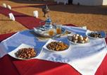 Camping Maroc - Face camp desert-4