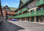Hôtel Saint-Ignace - Rodeway Inn & Suites Mackinaw City – Bridgeview-2