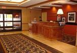 Hôtel Columbia - Hampton Inn & Suites Columbia at the University of Missouri-4