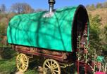 Location vacances Much Birch - Wriggles Brook Gypsy Wagons-1