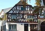 Hôtel Bad Kreuznach - Hotel Grüner Baum-1
