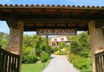 Hôtel Cassà de la Selva - Villa Can Fonzo guesthouse-3