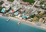 Villages vacances Kemer - Lims Bona Dea Beach Hotel-1