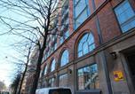Location vacances  Finlande - Studio apartment in Helsinki, Aleksis Kiven katu 52-54 (Id 11076)-1
